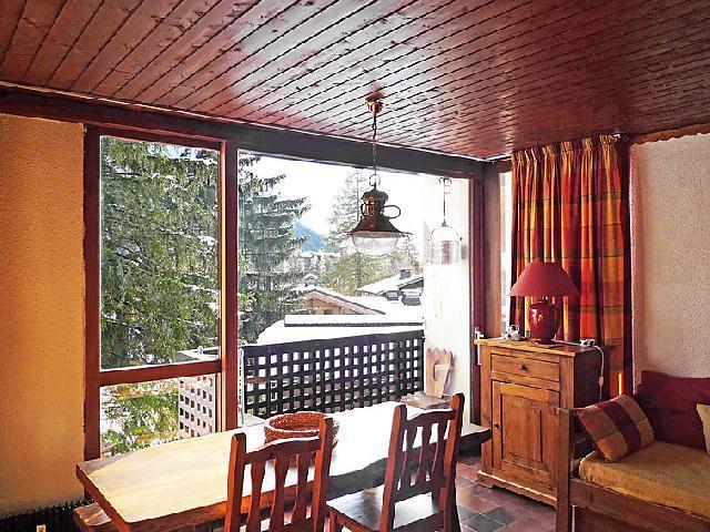 Vakantie in de bergen Appartement 1 kamers 3 personen (1) - Lognan - Chamonix - Verblijf