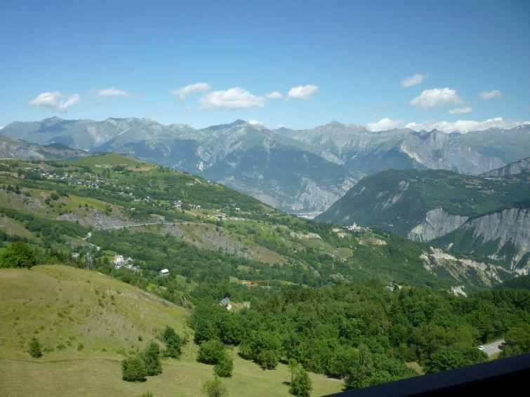 Holiday in mountain resort Lunik Orion - Le Corbier - Accommodation