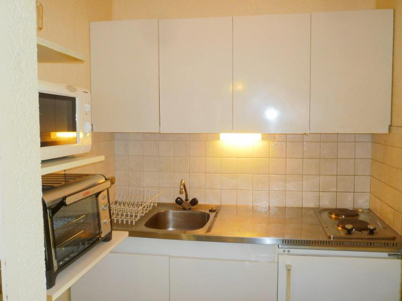 Holiday in mountain resort 1 room apartment 4 people (12) - Lunik Orion - Le Corbier - Accommodation
