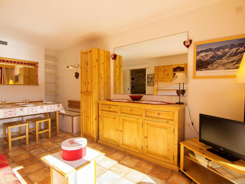 Holiday in mountain resort 1 room apartment 4 people (27) - Lunik Orion - Le Corbier - Accommodation