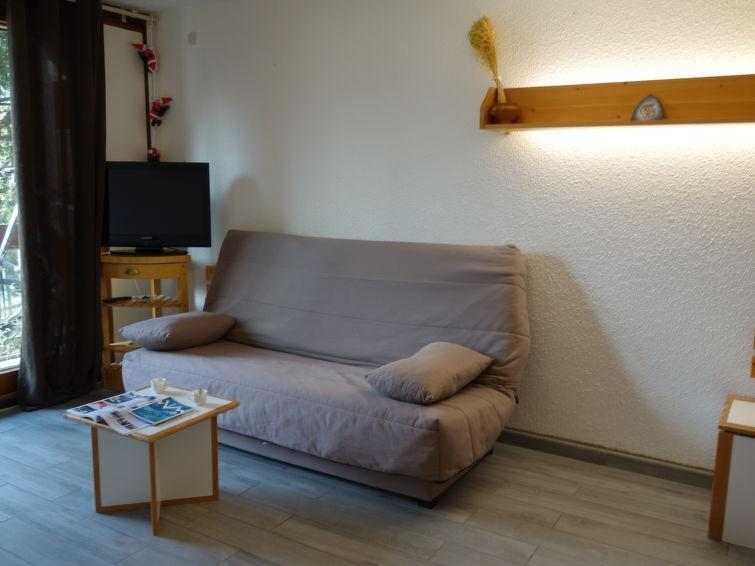 Holiday in mountain resort 1 room apartment 4 people (28) - Lunik Orion - Le Corbier - Accommodation