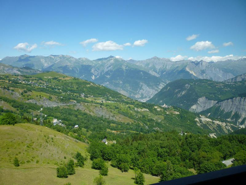 Holiday in mountain resort 1 room apartment 4 people (29) - Lunik Orion - Le Corbier - Accommodation