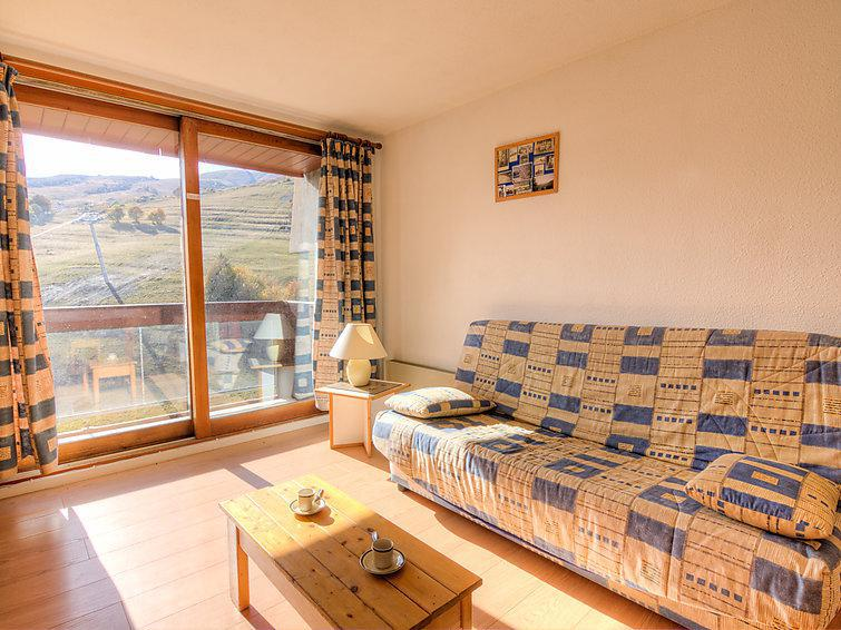 Holiday in mountain resort 1 room apartment 4 people (32) - Lunik Orion - Le Corbier - Accommodation