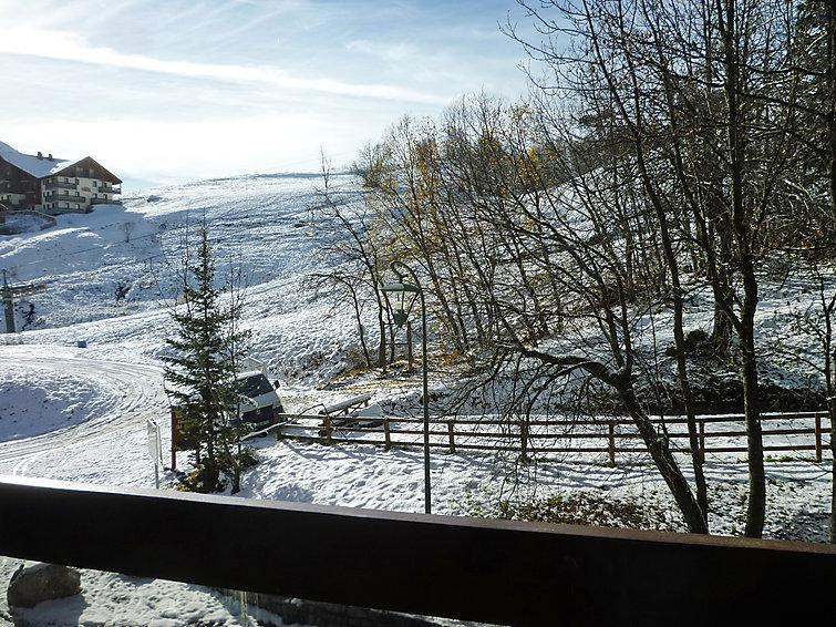 Holiday in mountain resort 1 room apartment 4 people (38) - Lunik Orion - Le Corbier - Accommodation