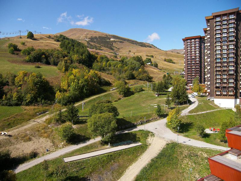 Holiday in mountain resort 2 room apartment 5 people (17) - Lunik Orion - Le Corbier - Accommodation