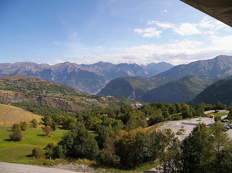 Holiday in mountain resort 2 room apartment 5 people (40) - Lunik Orion - Le Corbier - Accommodation