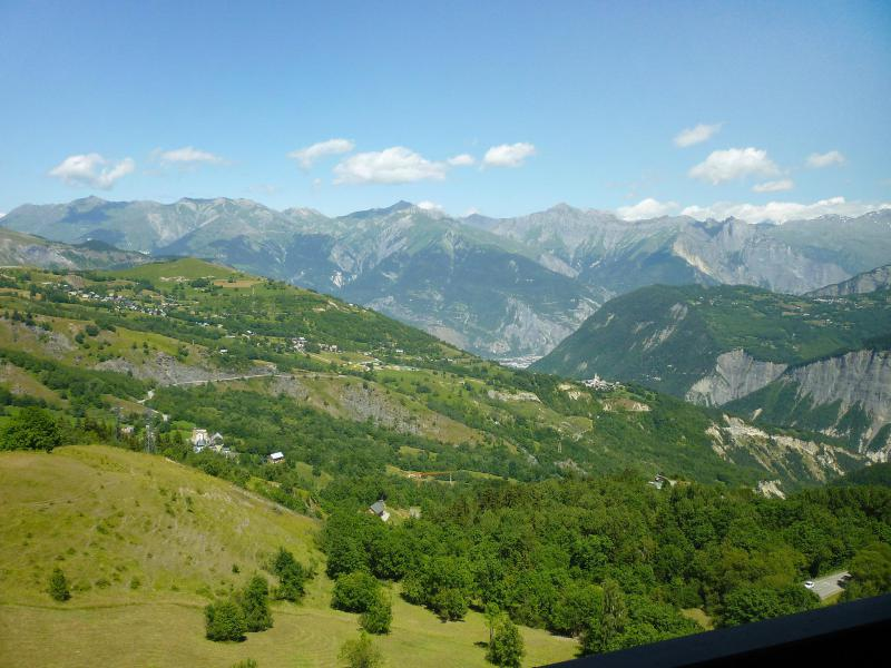 Holiday in mountain resort 2 room apartment 6 people (41) - Lunik Orion - Le Corbier - Accommodation