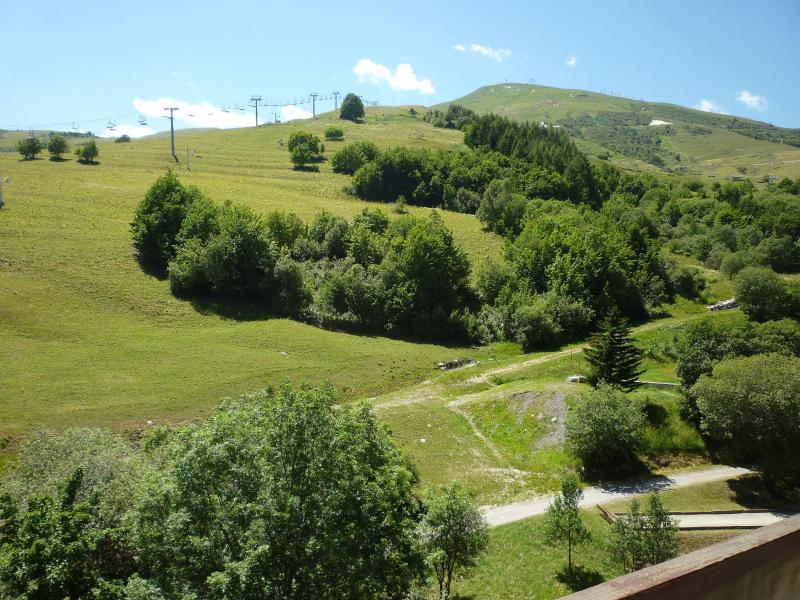 Vakantie in de bergen Appartement 1 kamers 4 personen (12) - Lunik Orion - Le Corbier