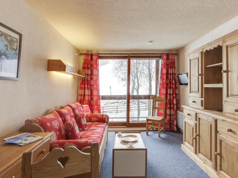 Vakantie in de bergen Appartement 1 kamers 4 personen (38) - Lunik Orion - Le Corbier