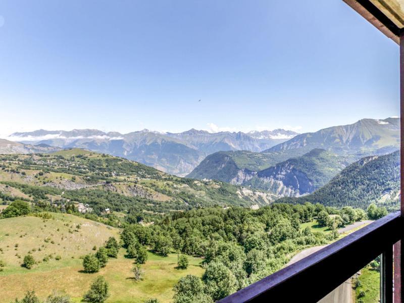 Vakantie in de bergen Appartement 1 kamers 4 personen (29) - Lunik Orion - Le Corbier