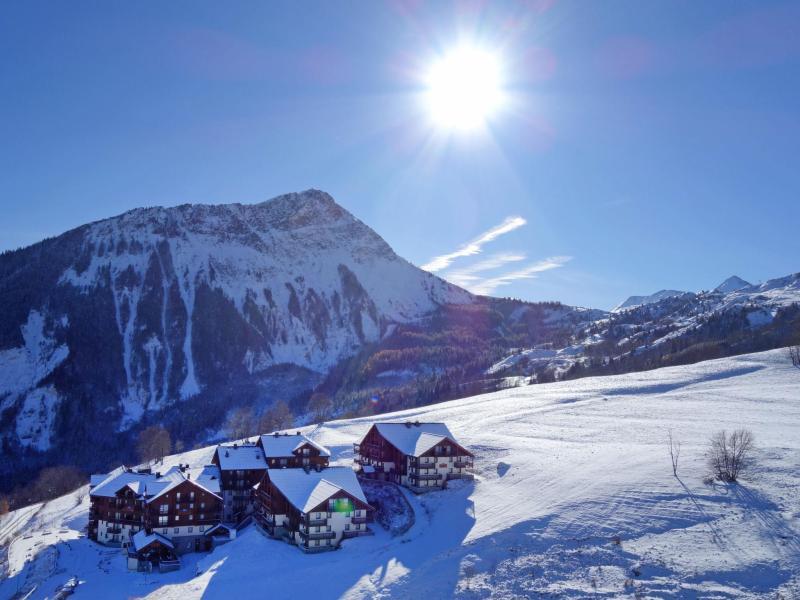 Vakantie in de bergen Appartement 2 kamers 6 personen (22) - Lunik Orion - Le Corbier