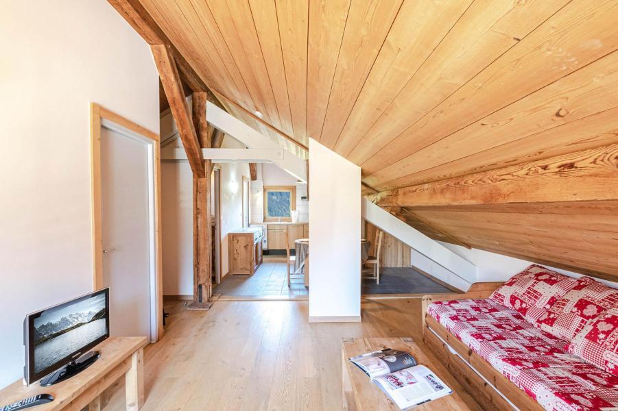 Vakantie in de bergen Appartement 3 kamers 6 personen (vera ) - Maison de Pays Campanella - Chamonix