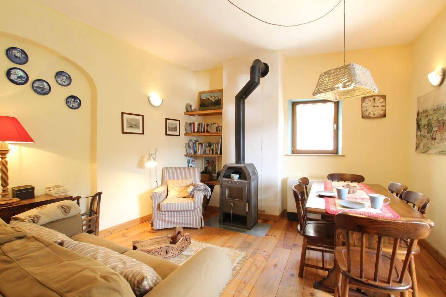 Wakacje w górach Apartament 3 pokojowy 4 osób - Maison de Pays Fontchristianne - Serre Chevalier