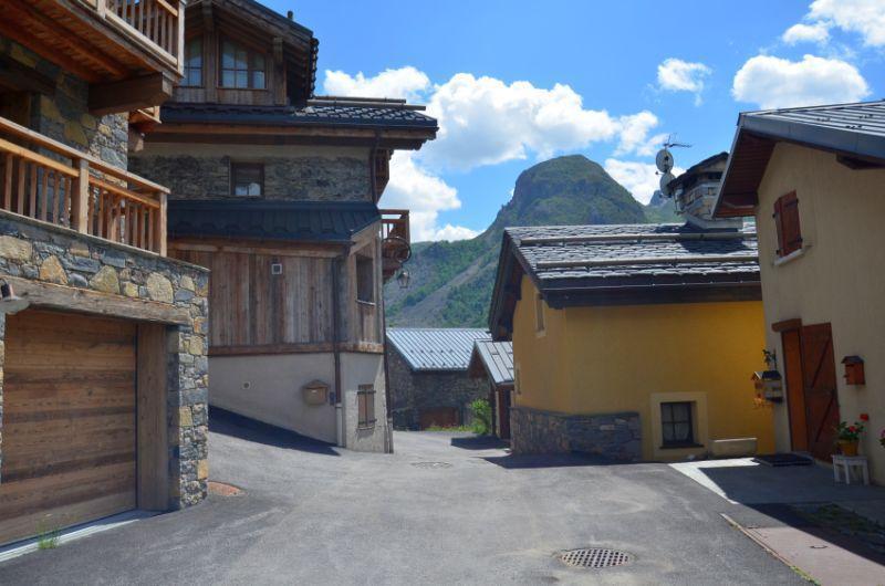 Vacaciones en montaña Maison de Village la Grange - Saint Martin de Belleville