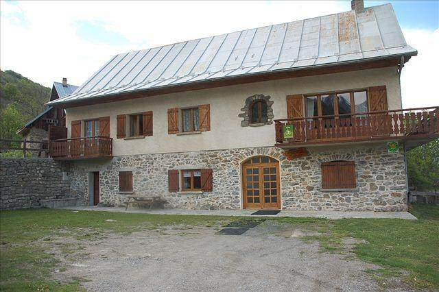 Holiday in mountain resort Maison Grand Galibier - Valloire - Summer outside
