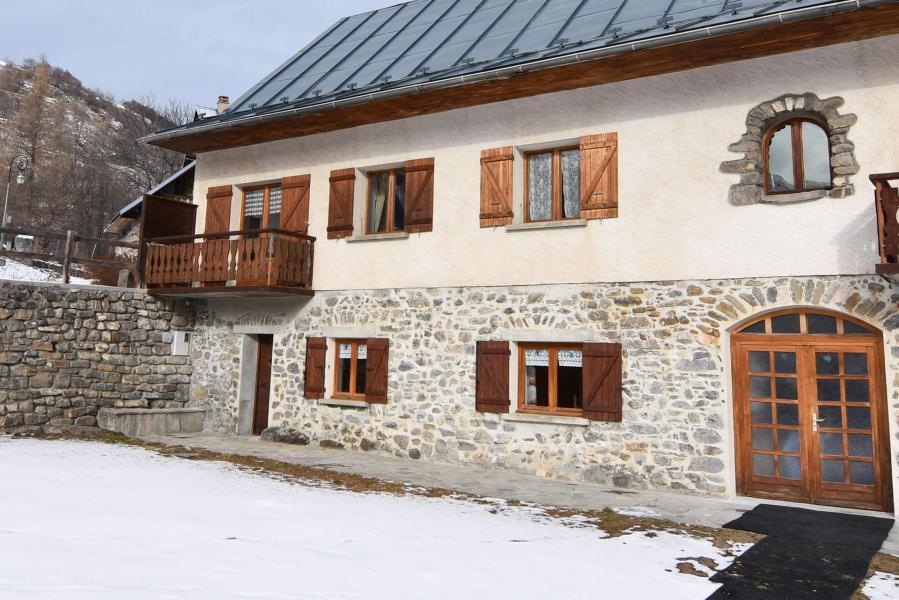 Holiday in mountain resort Maison Grand Galibier - Valloire