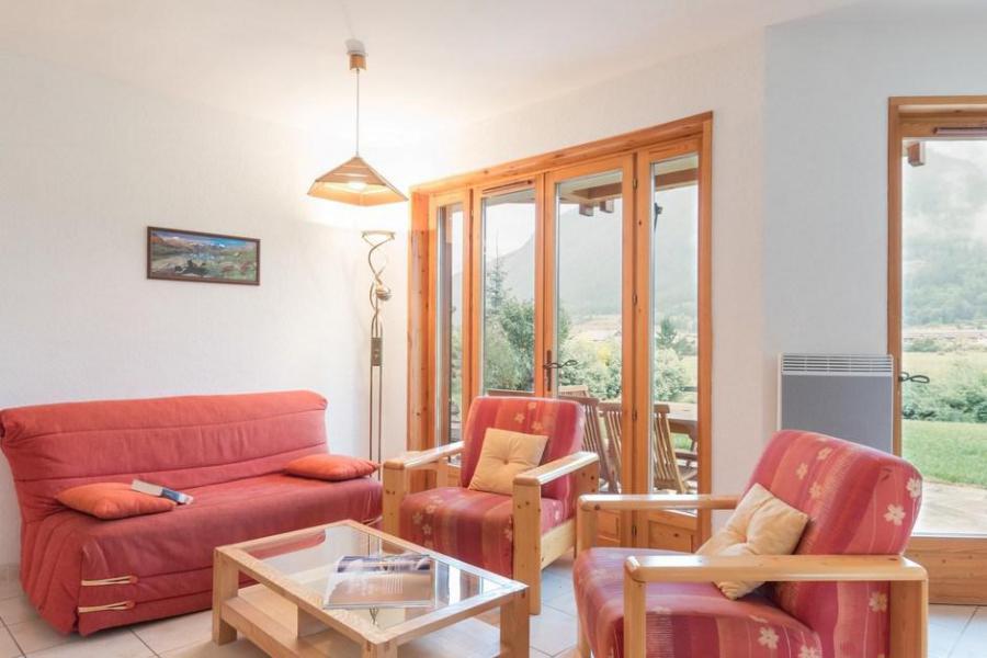 Wakacje w górach Apartament 4 pokojowy 6 osób (LMO070-0239) - Maison individuelle récente - Serre Chevalier - Pokój gościnny