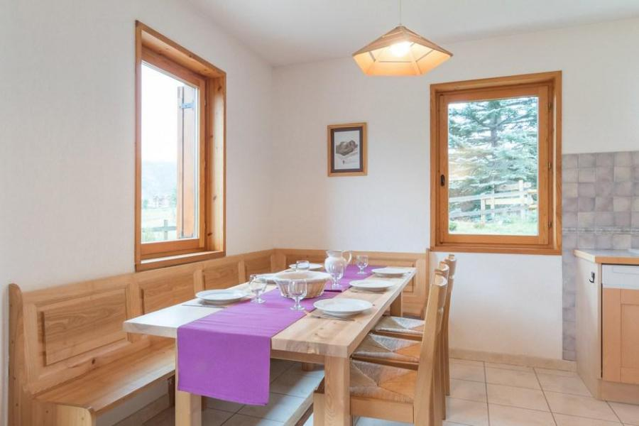 Wakacje w górach Apartament 4 pokojowy 6 osób (LMO070-0239) - Maison individuelle récente - Serre Chevalier - Stołem