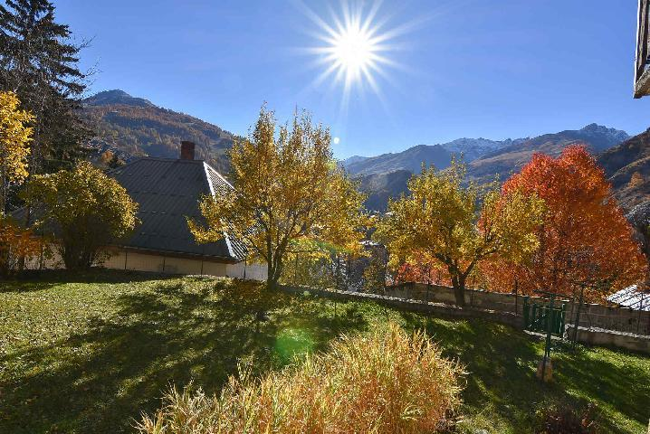 Holiday in mountain resort 2 room apartment 5 people (CHOSEAUX) - Maison les Choseaux - Valloire - Summer outside