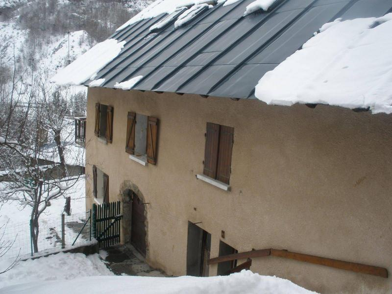 Holiday in mountain resort Maison les Choseaux - Valloire