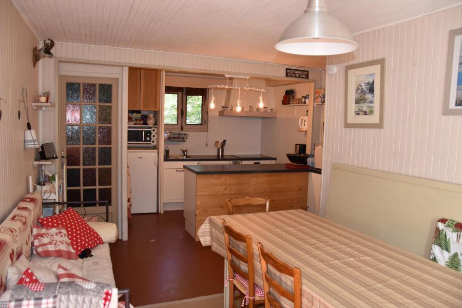 Wakacje w górach Apartament 4 pokojowy 7 osób - Maison les Galets - Pralognan-la-Vanoise - Pokój gościnny