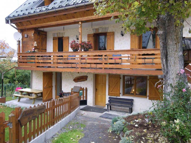 Urlaub in den Bergen Maison Lucine - Valloire