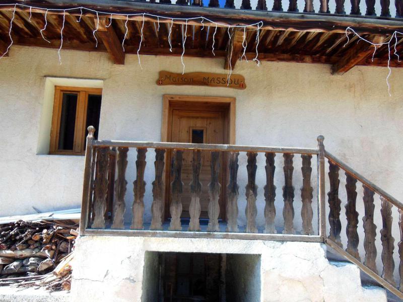 Vakantie in de bergen Maison Massoulard - Champagny-en-Vanoise