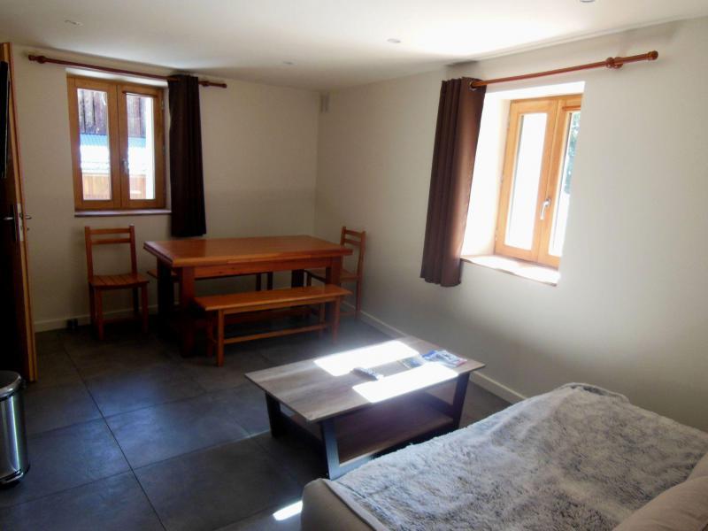 Vakantie in de bergen Appartement 2 kamers 4 personen (CL) - Maison Massoulard - Champagny-en-Vanoise