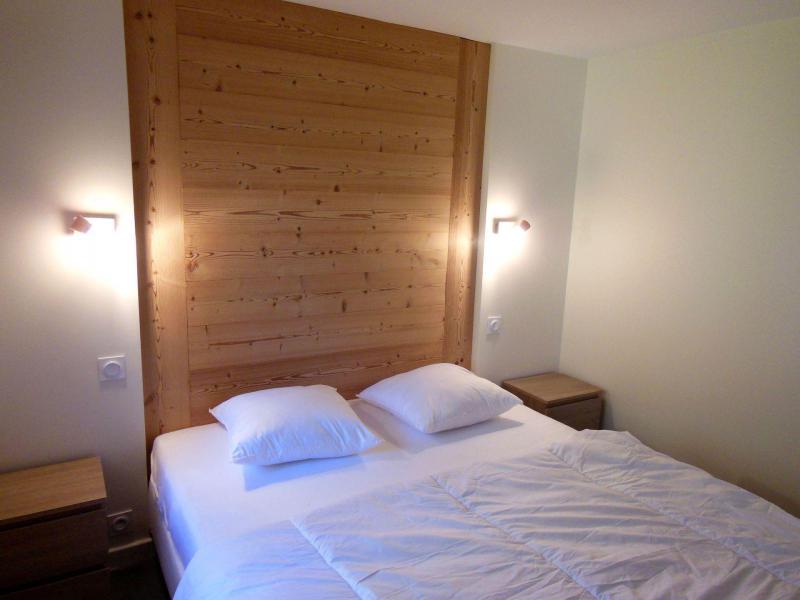 Vakantie in de bergen Appartement 2 kamers 4 personen (CL) - Maison Massoulard - Champagny-en-Vanoise - 2 persoons bed