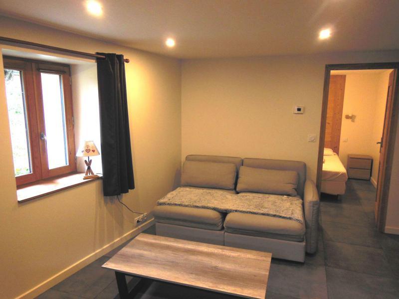 Vacances en montagne Appartement 2 pièces 4 personnes (CL) - Maison Massoulard - Champagny-en-Vanoise - Banquette-lit