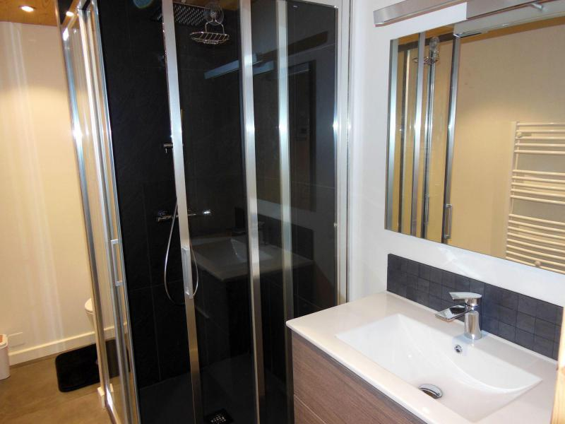 Vacances en montagne Appartement 2 pièces 4 personnes (CL) - Maison Massoulard - Champagny-en-Vanoise - Douche