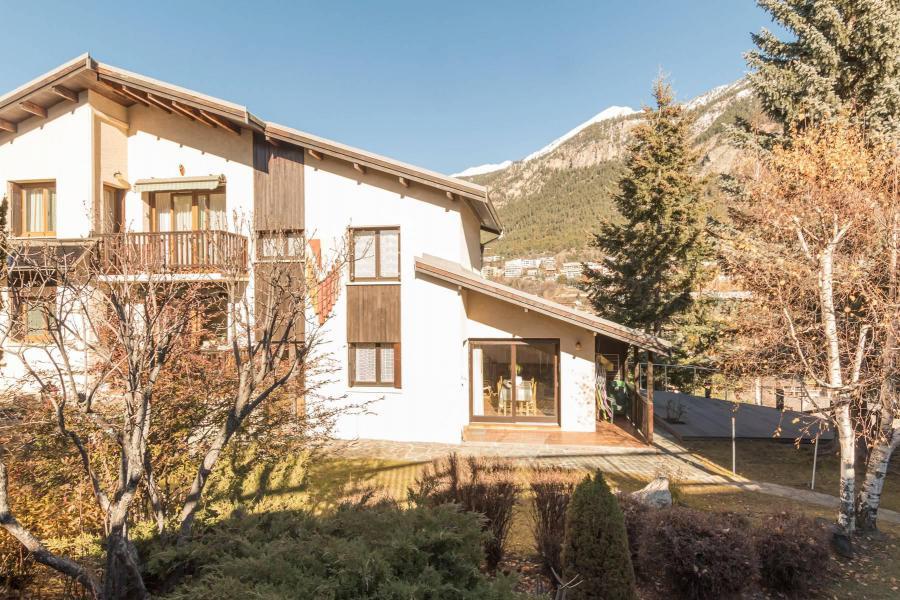 Аренда на лыжном курорте Апартаменты 4 комнат 6 чел. (44) - Maison Mitoyenne Briançon - Serre Chevalier - летом под открытым небом