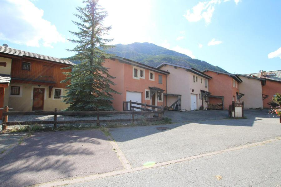 Wakacje w górach Domek górski pośredni 4 pokojowy dla 10 osób (LSA030-1800) - Maison mitoyenne Pontillas - Serre Chevalier