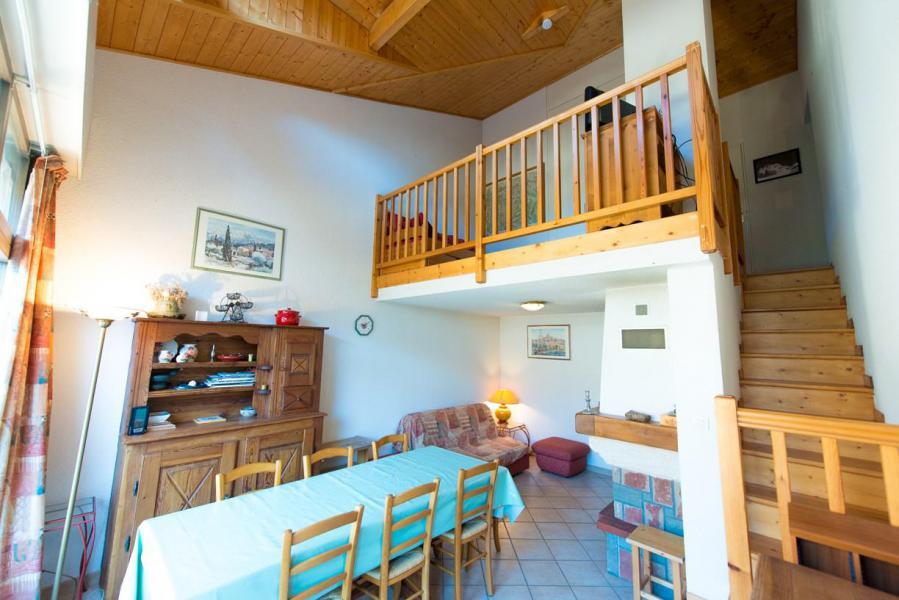 Wakacje w górach Domek górski pośredni 4 pokojowy dla 10 osób (LSA030-1800) - Maison mitoyenne Pontillas - Serre Chevalier - Antresola