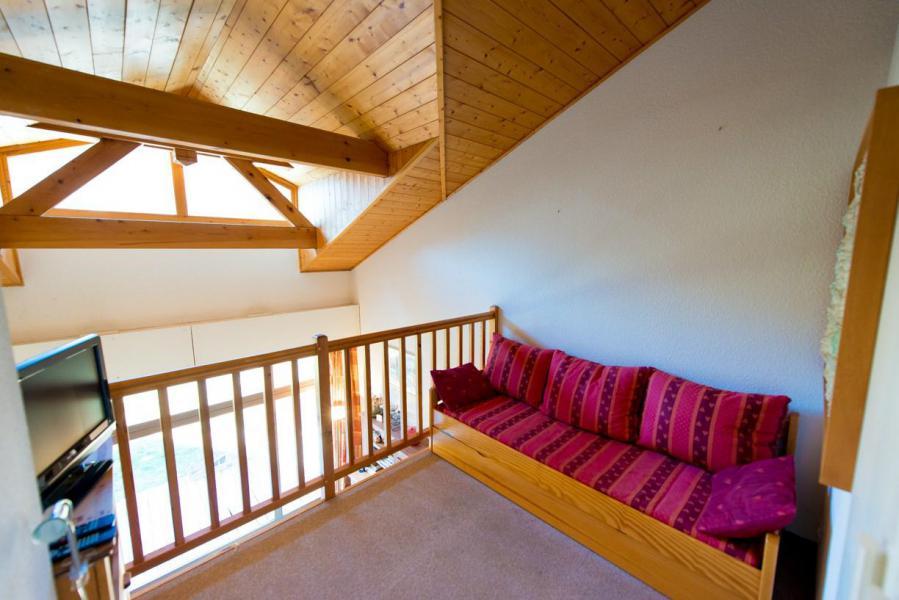 Wakacje w górach Domek górski pośredni 4 pokojowy dla 10 osób (LSA030-1800) - Maison mitoyenne Pontillas - Serre Chevalier - Kanapą