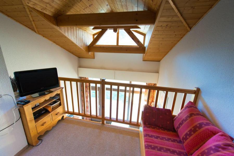 Wakacje w górach Domek górski pośredni 4 pokojowy dla 10 osób (LSA030-1800) - Maison mitoyenne Pontillas - Serre Chevalier - Rozkładaną sofą