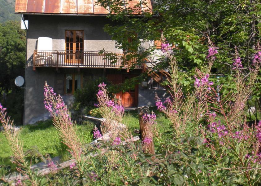 Holiday in mountain resort Maison Monnier - Valloire - Summer outside