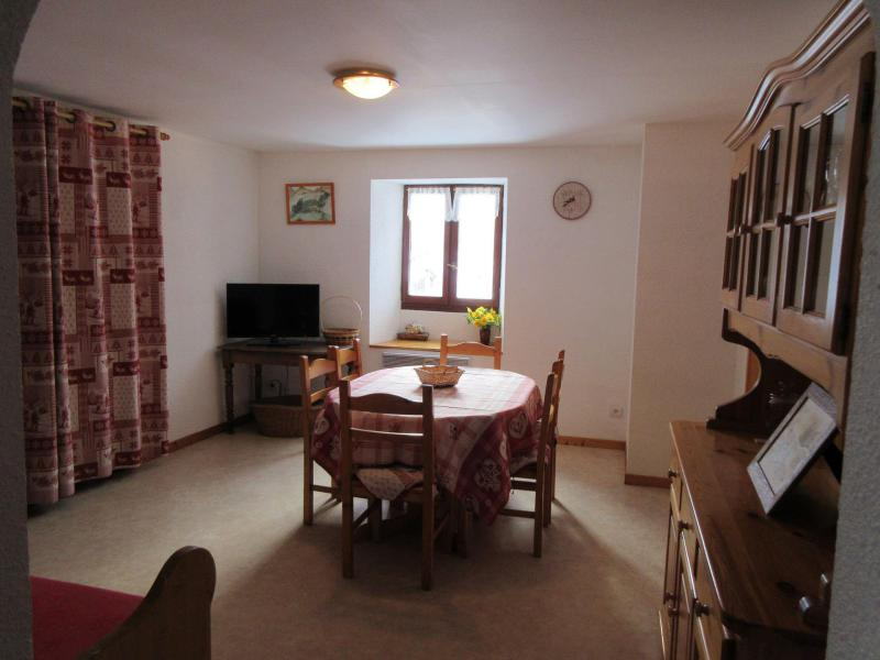 Holiday in mountain resort 3 room apartment 6 people - Maison Monnier - Valloire