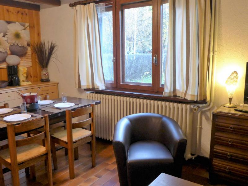 Vakantie in de bergen Appartement 3 kamers 4 personen (1) - Maison Novel - Chamonix