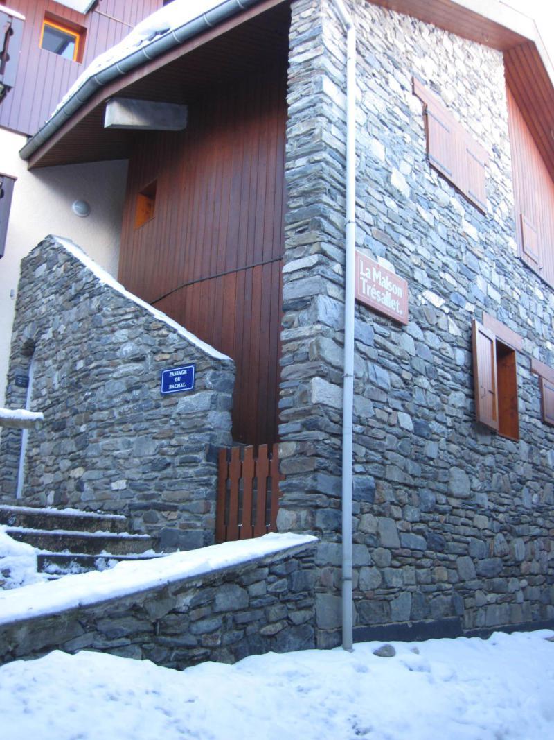 Vakantie in de bergen Maison Tresallet - Montchavin La Plagne