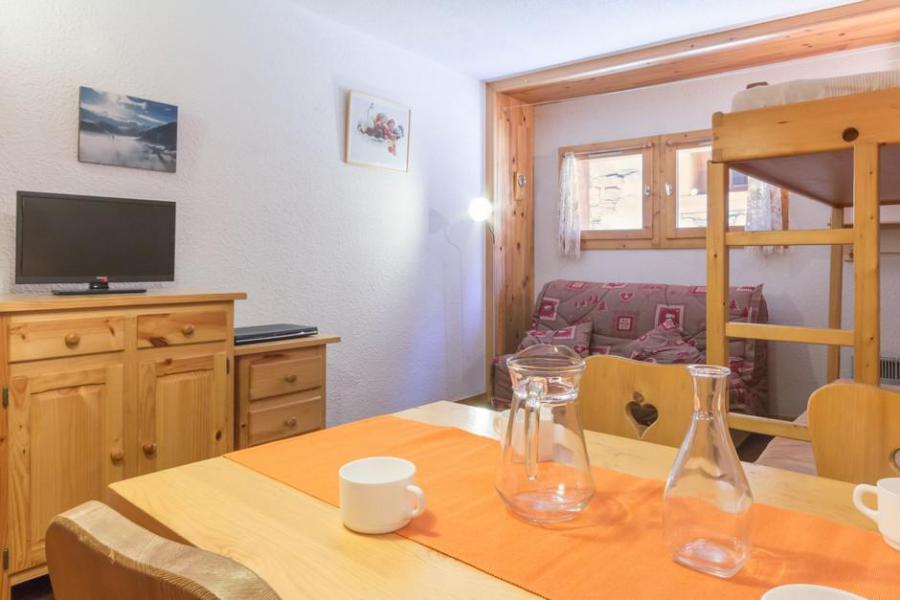Vakantie in de bergen Studio 3 personen (102) - Maison Tresallet - Montchavin La Plagne