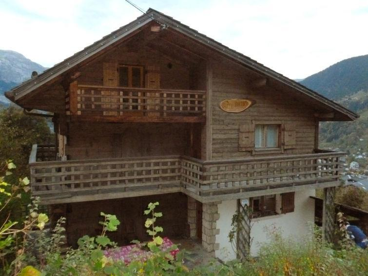Holiday in mountain resort 5 room chalet 6 people (1) - Mille Bulle - Saint Gervais - Summer outside