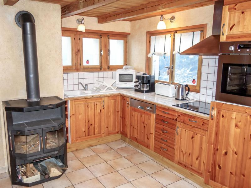 Holiday in mountain resort 5 room chalet 6 people (1) - Mille Bulle - Saint Gervais - Accommodation