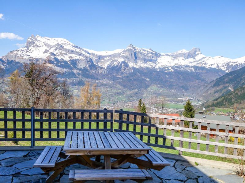 Urlaub in den Bergen 5 Zimmer Chalet für 6 Personen (1) - Mille Bulle - Saint Gervais - Unterkunft