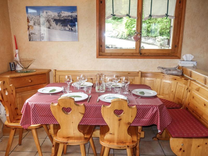 Vakantie in de bergen Chalet 5 kamers 6 personen (1) - Mille Bulle - Saint Gervais - Verblijf