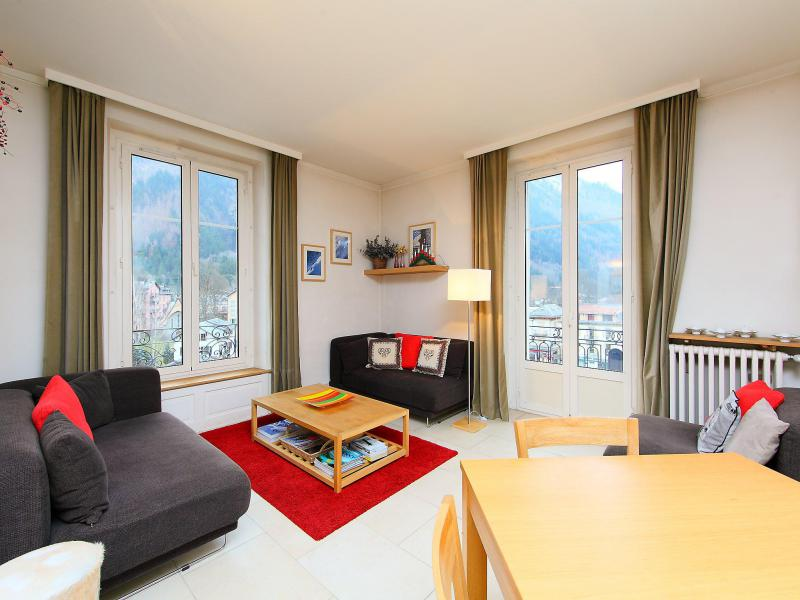 Holiday in mountain resort 3 room apartment 6 people (2) - Mont-Blanc - Chamonix - Accommodation
