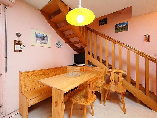 Holiday in mountain resort 1 room apartment 4 people (1) - Mont-Blanc Plein Sud B - Les Houches - Accommodation