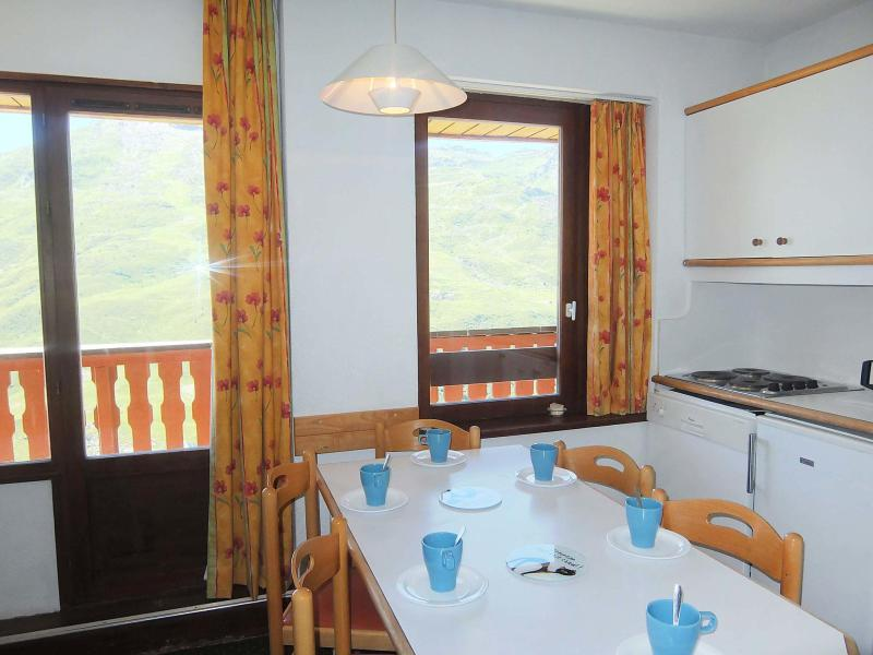 Holiday in mountain resort 2 room apartment 6 people (1) - Nécou - Les Menuires - Accommodation