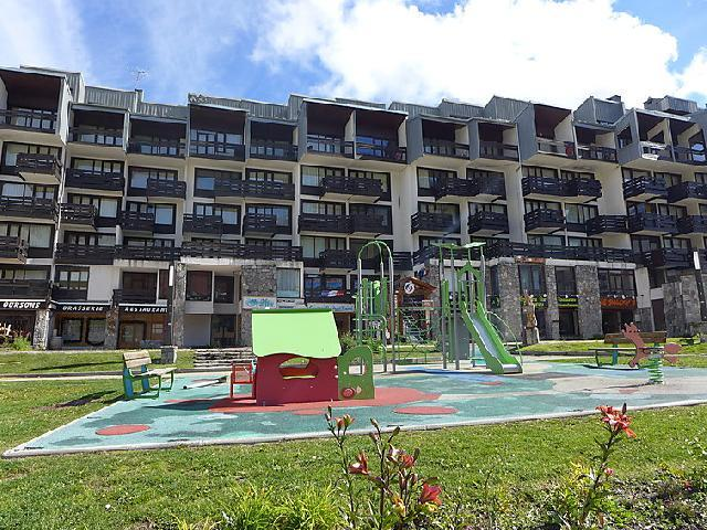 Holiday in mountain resort 1 room apartment 4 people (1) - Neige d'Or - Tignes - Summer outside