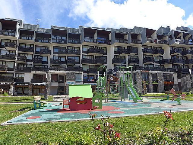 Vakantie in de bergen Appartement 1 kamers 4 personen (1) - Neige d'Or - Tignes - Buiten zomer